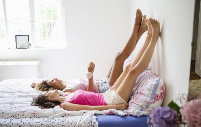 levantar las piernas